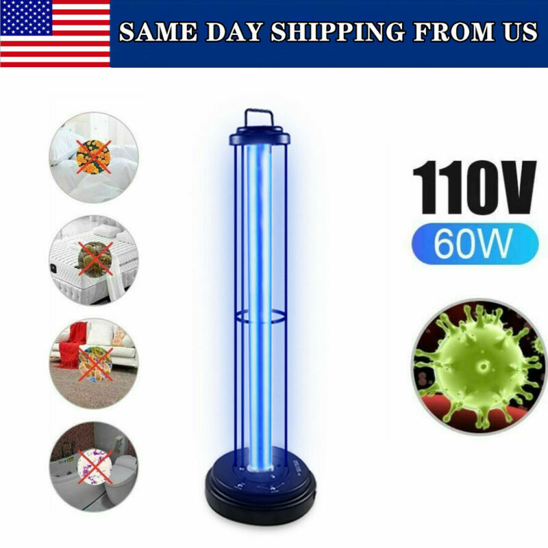 UV Sterilizer UVC Germicidal Lamp Tube Disinfection Light Bu