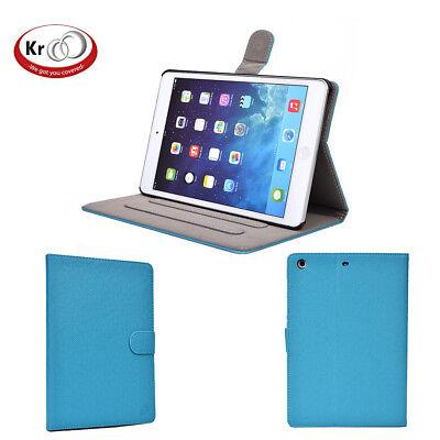 KroO Folio Cover Case for Apple iPad Mini (1, 2,
