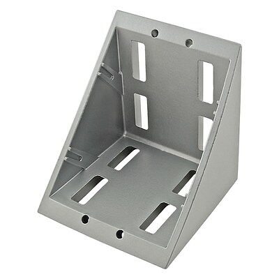 8020 Inc T-slot Aluminum 8 Hole Inside Corner Bracket 40 Series 14105 N