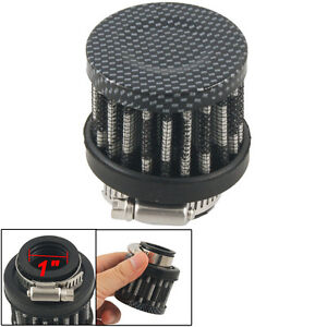 25mm-1-Unviersal-Fit-Breather-Valve-Cold-Intake-Air-Filter
