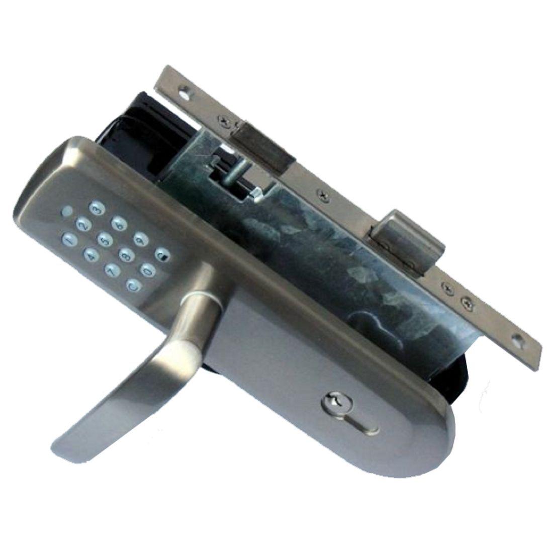 VISION SECURITY - Z-Wave Door Lock with Handle ZM1702