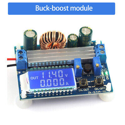 35w Dc Buck Boost Voltage Converter Constant Current Module Step Power Up Down