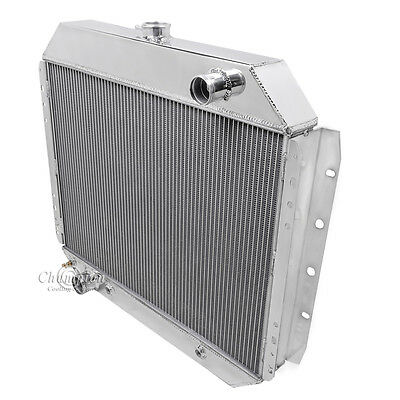 Heavy Duty A/C, Ford Aluminum Radiator Champion Cooling Systems DR
