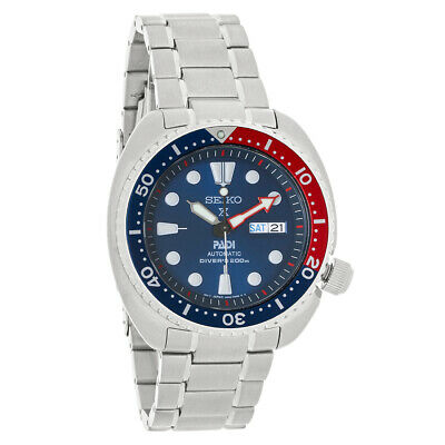 Seiko Prospex PADI Diver Mens Automatic Special Edition Watch SRPA21