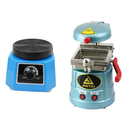 Dental Vacuum Forming Heat Molding Machine Formervibrator Oscillator Round 4