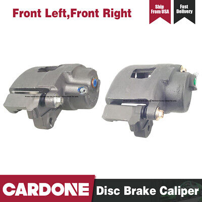 Cardone Front Left & Right Brake Caliper and Bracket For 1986-1991 Buick Riviera