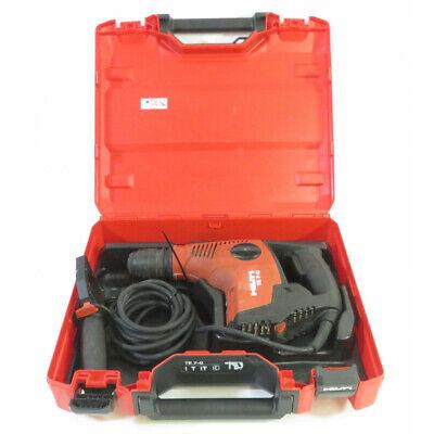 Hilti 120-volt Sds-plus Te 7-c Corded Rotary Hammer Drill