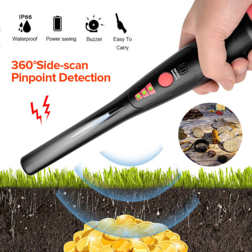 как выглядит GP Pointer Automatic Metal Detector Pinpointer Waterproof ProPointer Holster фото