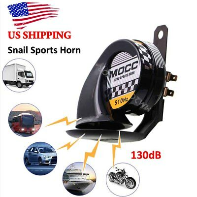 Motorcycle 12V Horn Loud For Victory Hammer Jackpot High Ball Magnum V92C Vegas