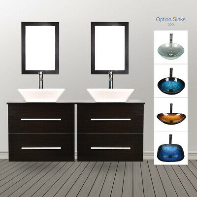 Double Sink Vanity Top (48