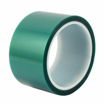 4 X 36 Yards High Temp Green Polyester Masking Heat Tape Powder Coating Paint