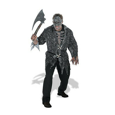 Grave Robber Zombie Skeleton Adult Costume Size: Standard Disguise - Robber Costumes