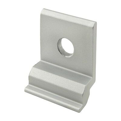 8020 Inc Aluminum 1.00 Roll-in Panel Mount Bracket 10 Series 2489 N
