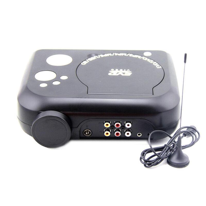 Portable dvd projector ebay for Portable movie projector