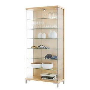 display cabinet lights ebay rh ebay co uk  glass china cabinet with lights