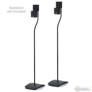 bose ufs 20 speaker stands ebay. Black Bedroom Furniture Sets. Home Design Ideas
