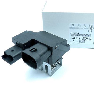 CITROEN C-ELYSEE DS3 Radiator Fan Motor Relay Resistor GENUINE OE 1267.J6 New !