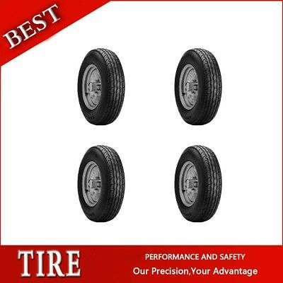4PCS CARLISLE Tyres SPORT TRAIL LH ST530-12 Tires ST530 12 Trailer