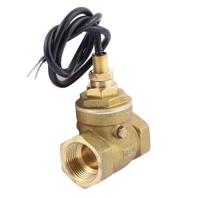 G34 Female Thread Water Flow Sensor Flowmeter Meter 7-20lmin