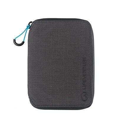 Lifeventure RFID Protected Mini Document Wallet (passport, tickets, card holder)