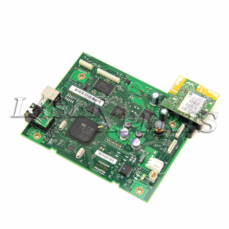 CE938-60001 Formatter - w/ Wireless card 1150-7940 - CLJ Pro M175nw series