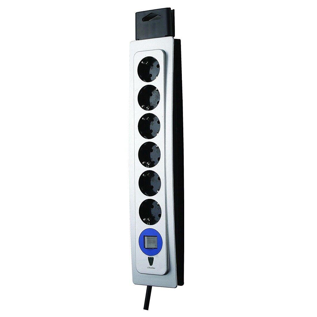 2er Set GAO Verlängerungskabel Schutzbox Stecker Kabel Safe Box Kapsel 2x102083