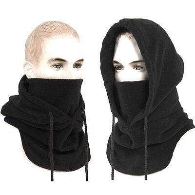 New Black Tactical Balaclava Full Face Outdoor Sports Mask US