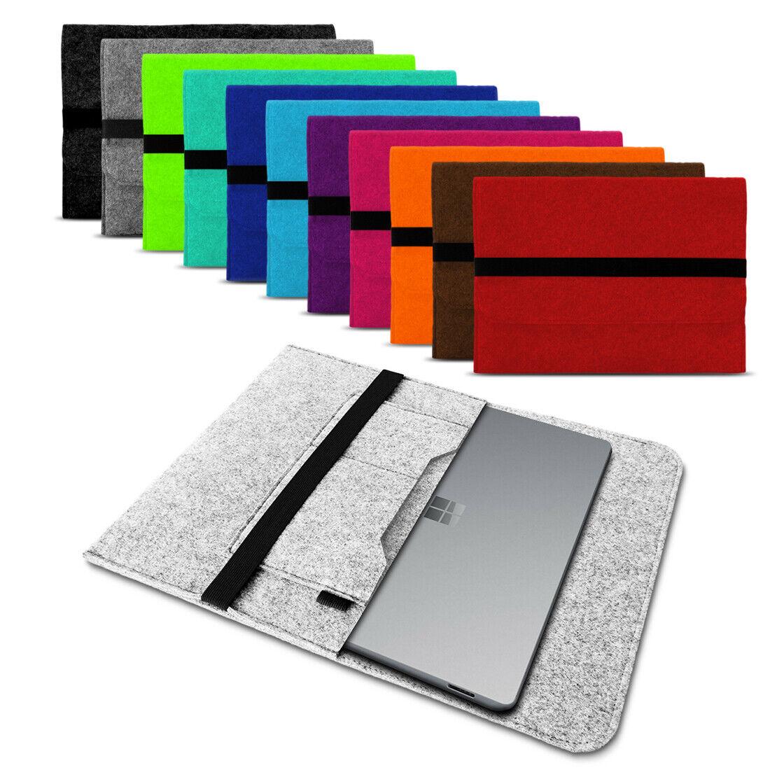 Laptop Hülle Filz Sleeve Ultrabook Laptop Tasche Case für Apple Lenovo Asus Dell