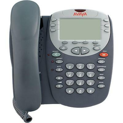 Lot Of 5 Fully Refurbished Avaya 5410 Digital Ip Phone