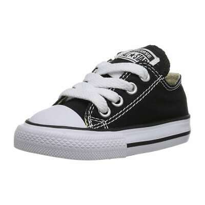 Converse Chuck Taylor Boys Girls Kids All Star Low Top Canvas Sneakers NEW