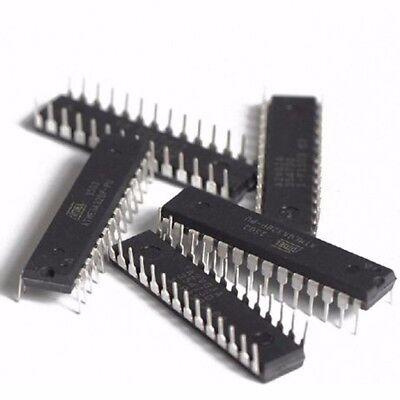 1pc Atmega328p-pu Dip-28 Microcontroller Ic For Arduino Uno R3