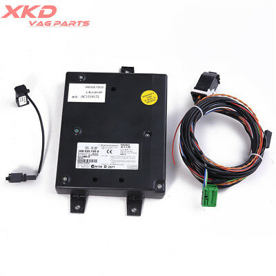 9W2 Bluetooth Interface Module Kit For VW Jetta Golf RCD510 RNS510 1K8035730D