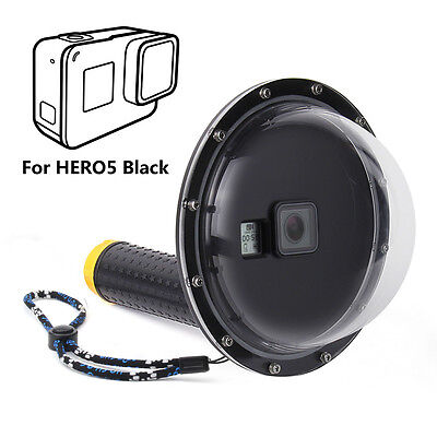 Dome Port Underwater Diving Camera Lens Cover for GoPro Hero 5 6 Black Camera