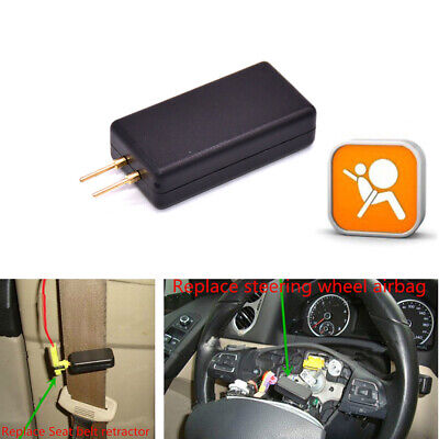1 PCS Garage Bypass Emulator Car Airbag Simulator Fault Finding Diagnostic Tool