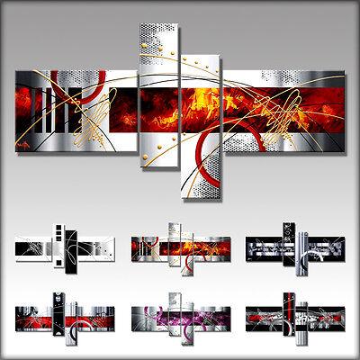 VnArtist / LEINWAND KUNSTDRUCK Bilder MODERN ABSTRAKT X1 ()