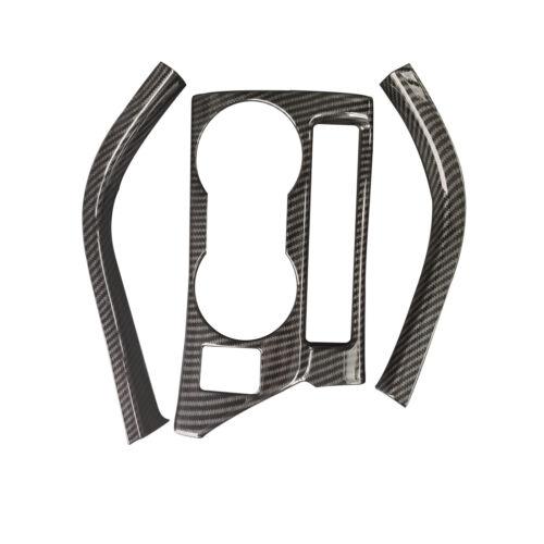 For Toyota Corolla 2014-2018 LHD Carbon fiber color Water