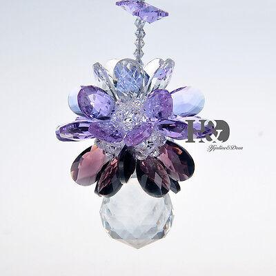 Handmade Suncatcher Swarovski Elements Glass Crystal Prism ...