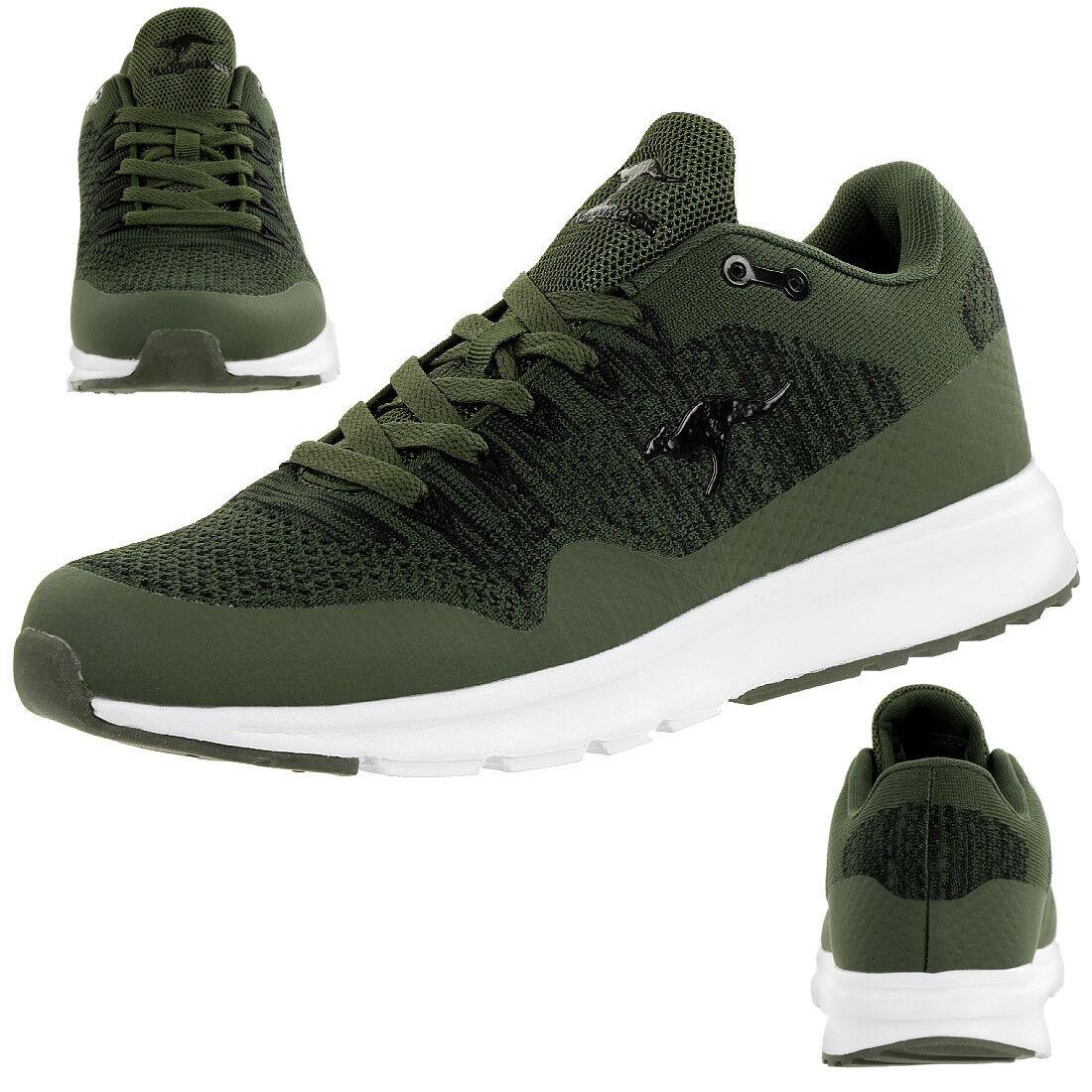 Kangaroos K-Josch Sneaker Herren Schuhe 79060000 8012 Olive