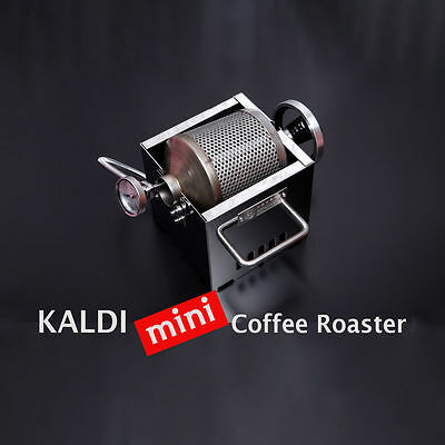 Usa New Kaldi Home Mini Coffee Bean Roaster Hand Operated Type