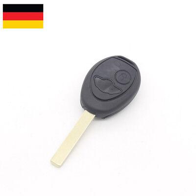 Ersatz 2-Tasten Schlüsselanhänger Gehäuse für BMW Mini One Cooper S Fern R50 (Mini Cooper Ersatzschlüssel)