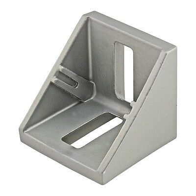 8020 Inc T-slot 2 Hole Slotted Inside Corner Bracket 40 Series 14075 N