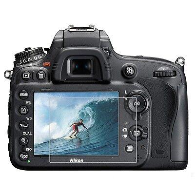 Displayschutz Glas für Nikon Kamera D500 D600 D610 D7100 D7200 D750 D800 D810