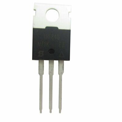 2 Pcs Irf840 N-channel Power Mosfet 8a 500v