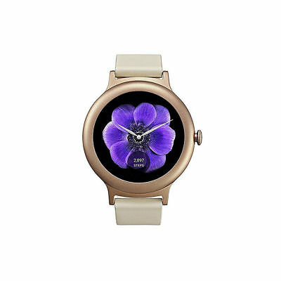 LG Electronics LGW270.AUSAPG LG Note Style Smartwatch with Android Wear 2.0