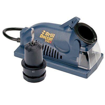 BRAND NEW! Drill Doctor DD350X Drill Bit Sharpener(  3/32-1/2-inch drills)