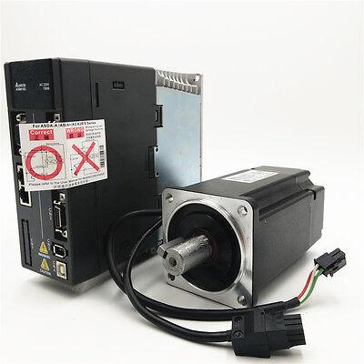Delta Cnc Ac Servo Motor Drive Kit 750w 2.39nm Ecma-c10807rsasd-a2-0721-l