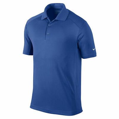 Nike Dri-Fit Men's Royal Blue Golf Polo Shirt XL - SALE - FREE P&P