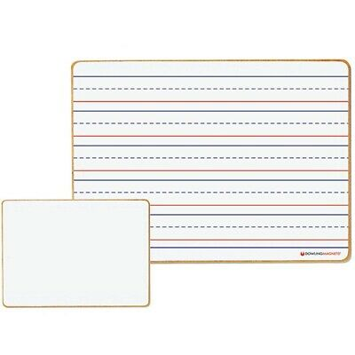 Magnetic Linedblank Dry Erase Board By Dowling Magnets