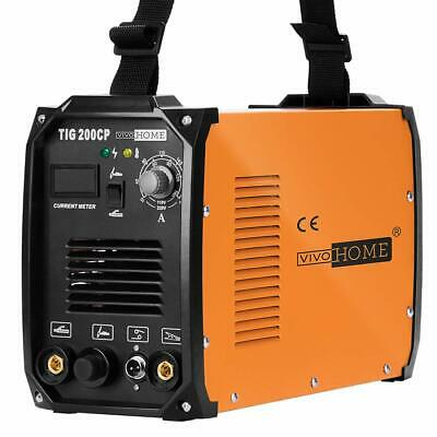 Vivohome 2in1 Portable Tig Stickmma Welding Machine Soldering Station 110220v