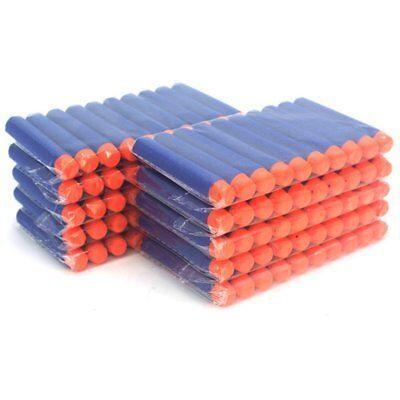 Refill darts 370pcs bullet for nerf n-strike elite zombie strike rebelle - blue